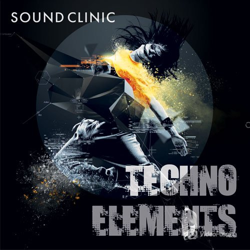 VA-Sound Clinic - Techno Elements  (2017)