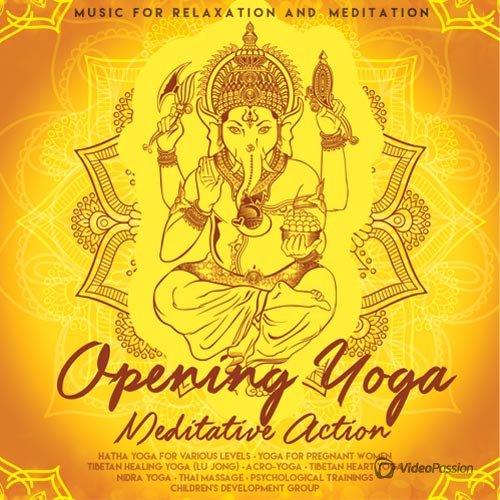 VA-Opening Yoga - Meditative Action (2017)