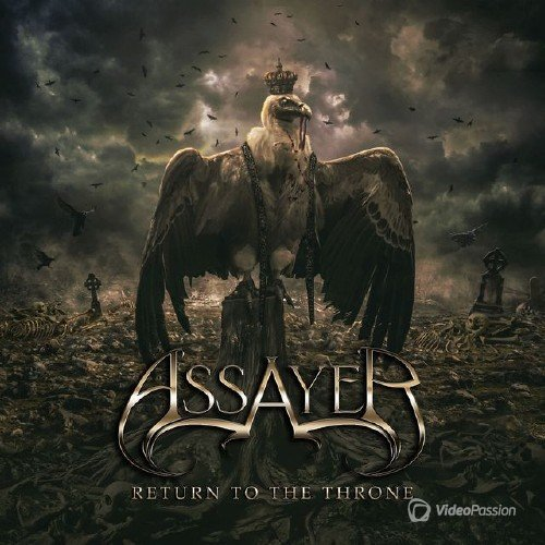 Assayer - Return To The Throne (2017)