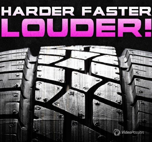 VA - Harder Faster Louder, Vol. 03 (2017)