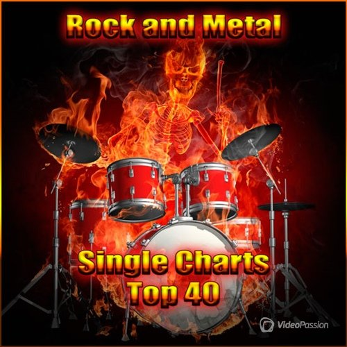 Rock and Metal Single Charts Top 40 (17.03.2017)