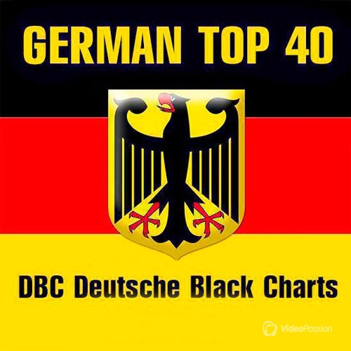 German Top 40 DBC Deutsche Black Charts (17.03.2017)