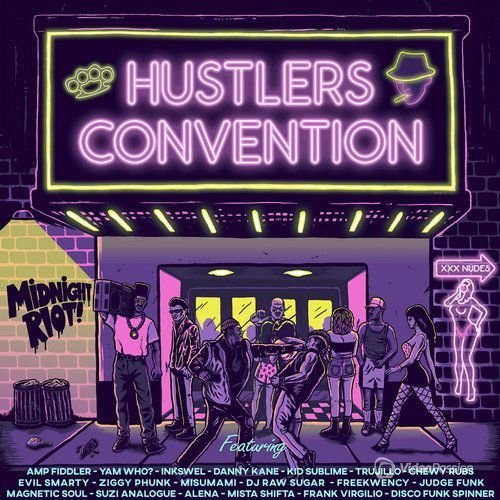 VA - Hustlers Convention (2017)