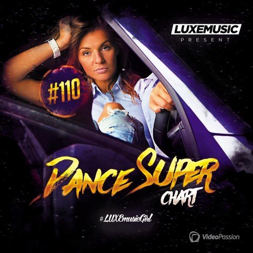VA - LUXEmusic - Dance Super Chart Vol.110 (2017)