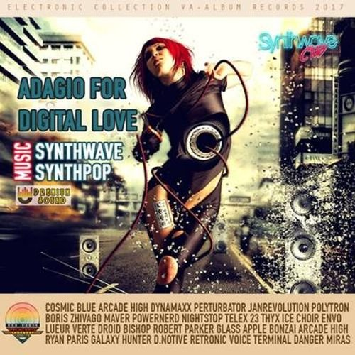 VA-Adagio For Digital Love (2017)
