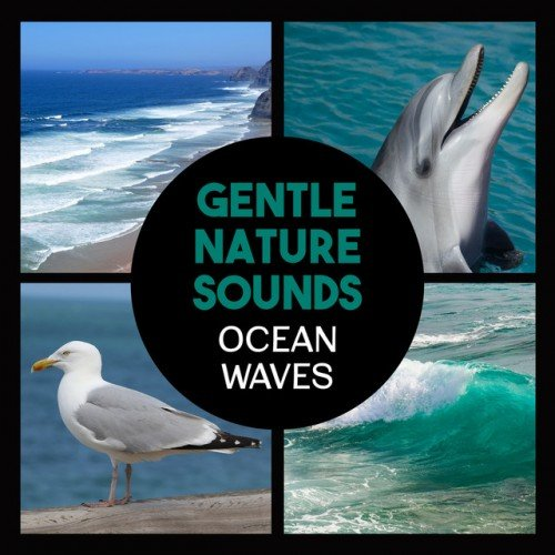 VA - Gentle Nature Sounds: Ocean Waves Calming Music for Relaxation Healing Waters (2017)