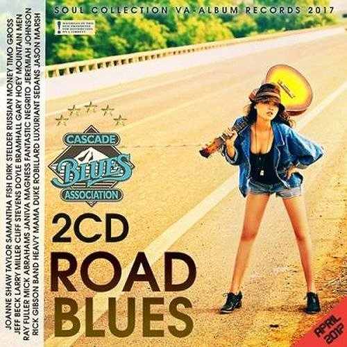 VA-Road Blues: Soul Collection (2017)