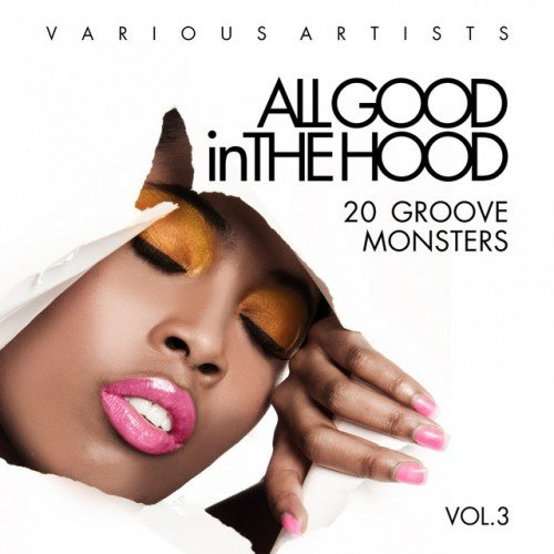 VA - All Good In The Hood Vol.3: 20 Groove Monsters (2017)