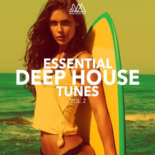 VA - Essential Deep House Tunes Vol.2 (2017)