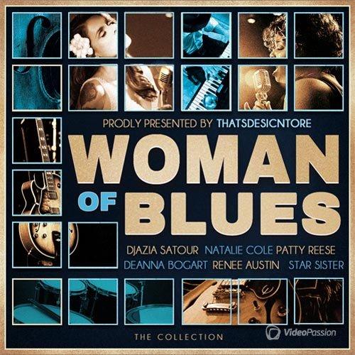 VA-Woman of Blues (2017)
