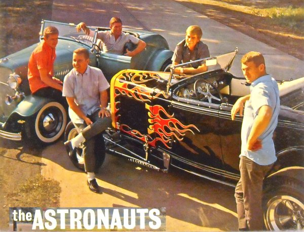 The Astronauts - Collection (1963-1967)