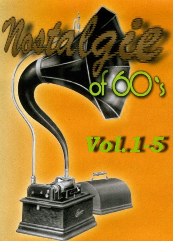 VA-Nostalgie Of 60's Vol.1 - 5 (2001) FLAC