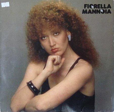 Fiorella Mannoia - Fiorella Mannoia (1983) LP