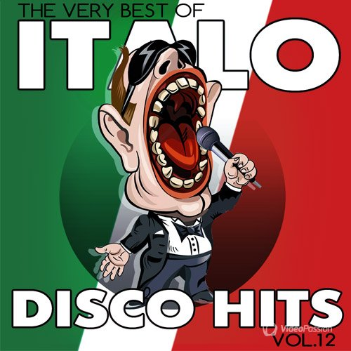 VA - Italo Disco Hits Vol.12 (2017)