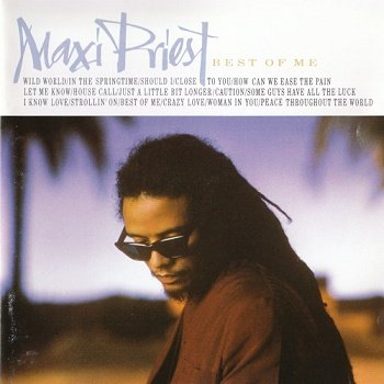 Maxi Priest - Maxi Priest: Best Of Me (Japan Edition) (1991)