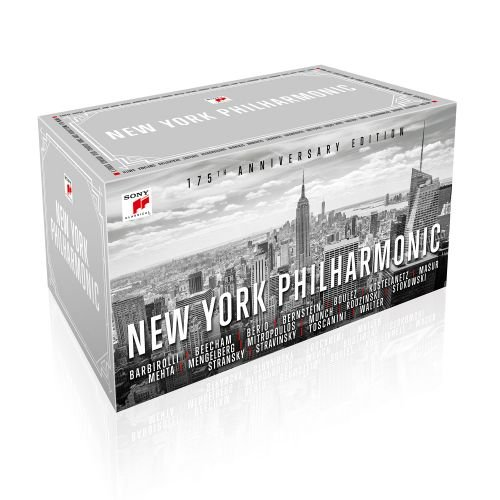 New York Philharmonic - 175th Anniversary Edition [65 CD Box Set] (2017) FLAC