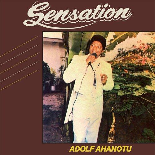 Dr. Adolf Ahanotu - Sensation (1986) [Reissue 2017]