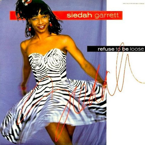 Siedah Garrett - Refuse To Be Loose (1988)