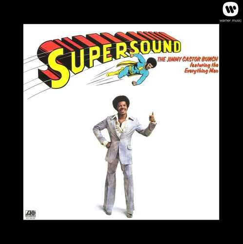 The Jimmy Castor Bunch - Supersound (1975/2013) [HDtracks]