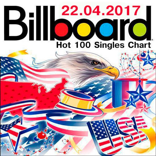 VA-Billboard Hot 100 Singles Chart 22.04.2017 (2017)