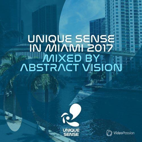 VA - Unique Sense In Miami 2017 (Mixed by Abstract Vision) (2017)
