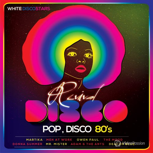 VA-Revival Disco 80's (2017)
