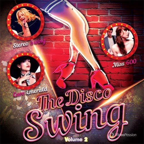 VA-The Disco Swing Vol.2 (2017)