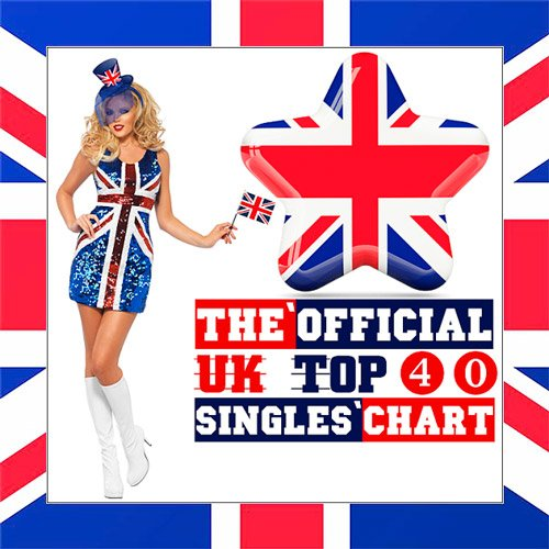 VA-The Official UK Top 40 Singles Chart 21.04.2017 (2017)