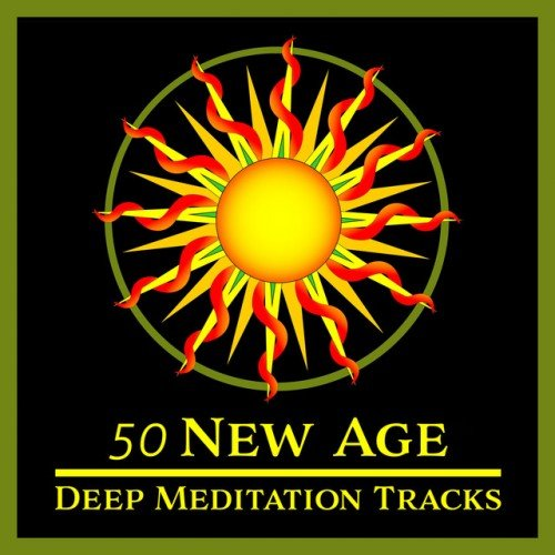 VA - 50 New Age Deep Meditation Tracks (2017)