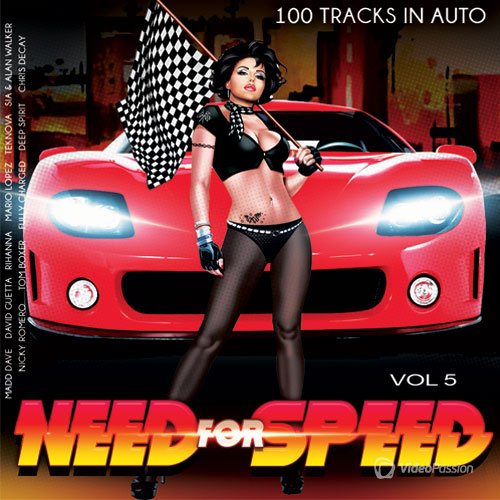 VA-Need For Speed Vol.5 (2017)