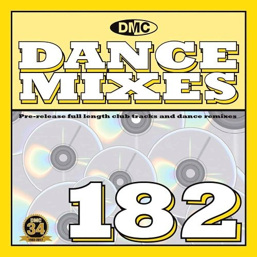 DMC Dance Mixes Vol.182 (2017)