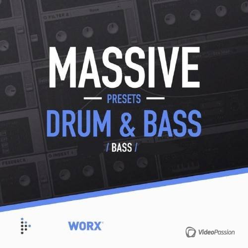 VA - Massive Drum and Bass Vol. 43 (2017)