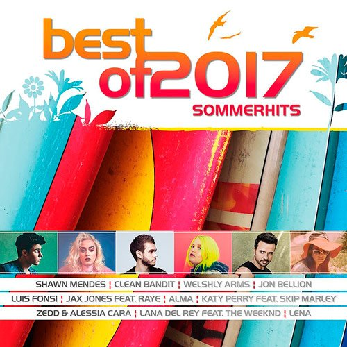 VA-Best Of 2017 - Sommerhits (2017)