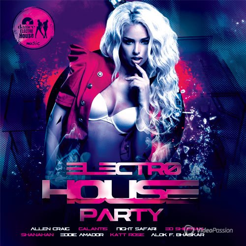 VA-Electro House Party (2017)