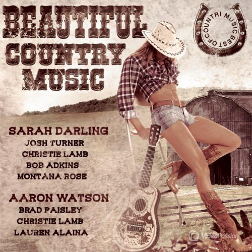 VA-Beautiful Country Music (2017)