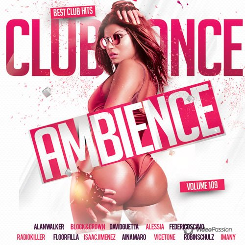 VA-Club Dance Ambience Vol.109 (2017)