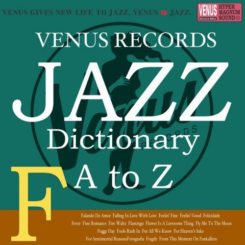 VA - Jazz Dictionary F (2017)