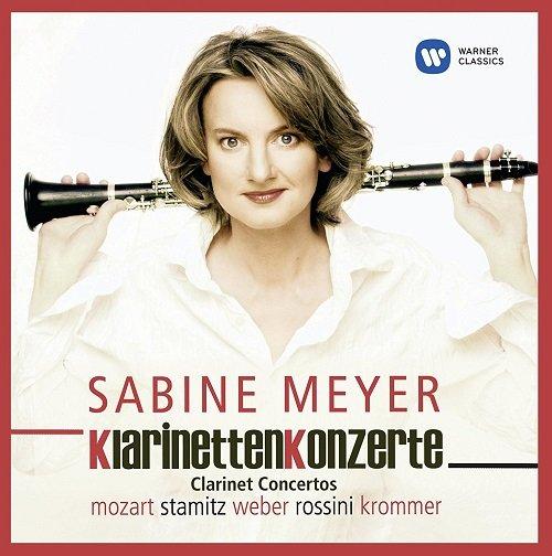 Sabine Meyer - Clarinet Concertos / Klarinettenkonzerte (2012) [5 CD Set] [Lossless]