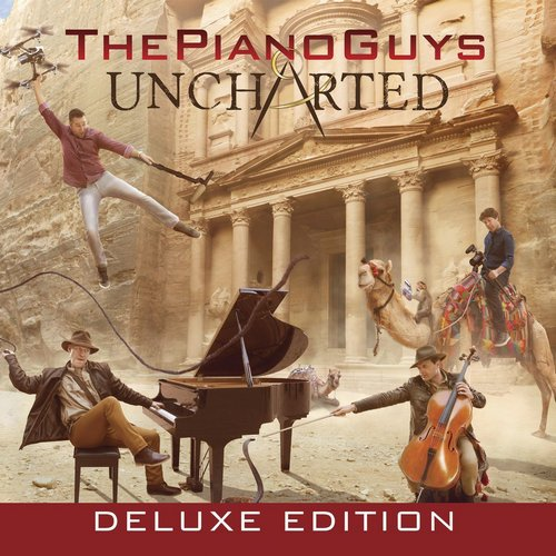 The Piano Guys - Uncharted [CD+DVD Deluxe Edition] (2016)