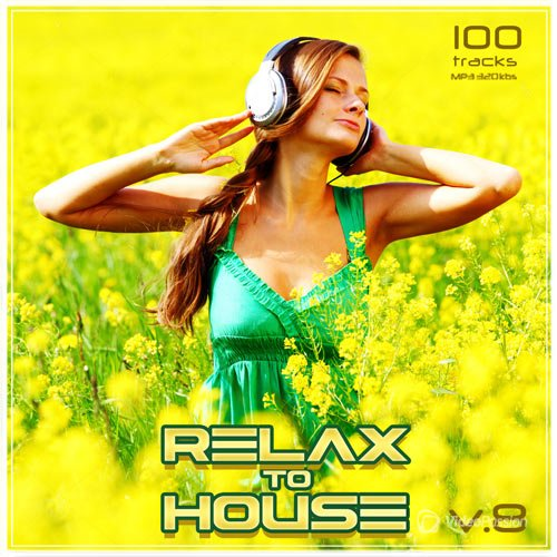 VA-Relax to House Vol.8 (2017)