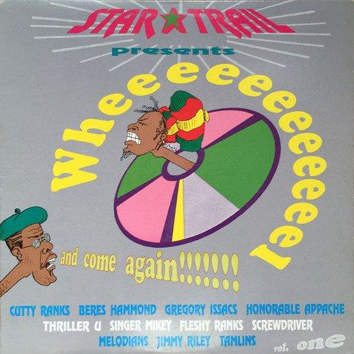VA - Wheeeeeeeeeeeel And Come Again!!!!!!! Vol. One (1991) LP