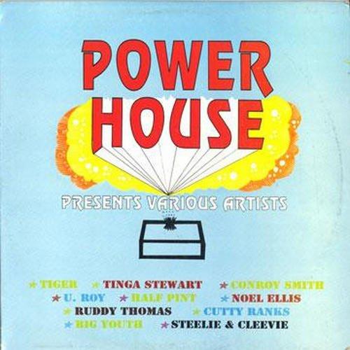 VA - Power House Presents Various Artists (1987) LP
