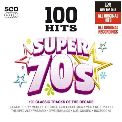 VA - 100 Hits: Super 70s [5CD Box Set] (2011) Lossless