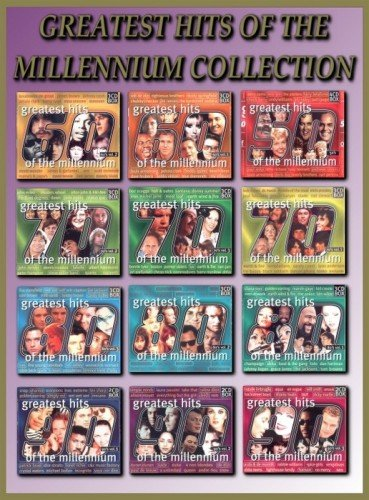 VA - Greatest Hits of the Millennium Collection [36 CDs] (1999)
