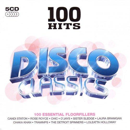 VA - 100 Hits: Disco Classics [5 CD Box Set] (2011) FLAC
