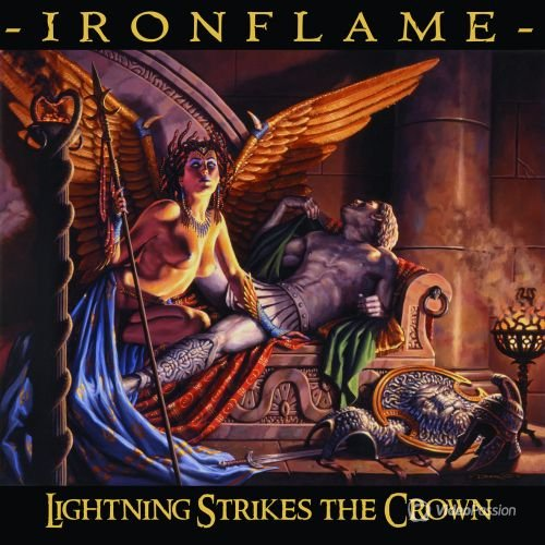 Ironflame - Lightning Strikes the Crown (2017)