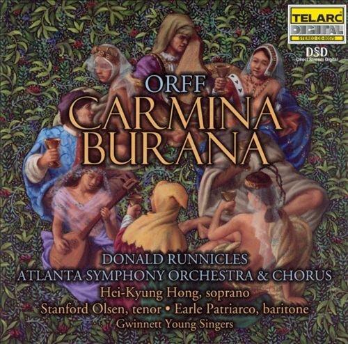 Donald Runnicles / Atlanta Symphony Orchestra - Carl Orff: Carmina Burana (2001) SACD
