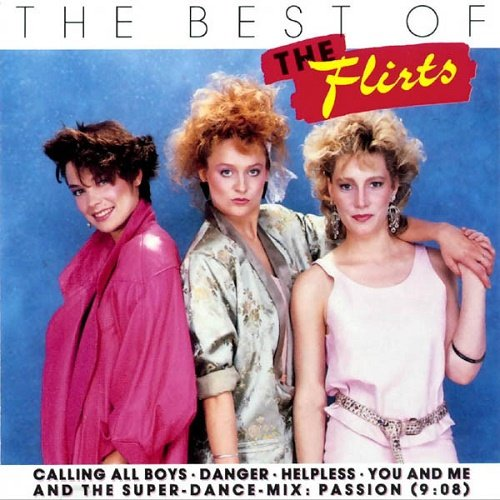 The Flirts - The Best Of The Flirts (1991)