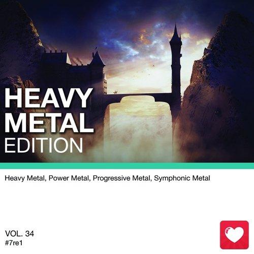 I Love Music! - Heavy Metal Edition Vol.34 (2017)