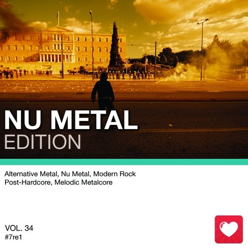 I Love Music! - Nu Metal Edition Vol.34 (2017)